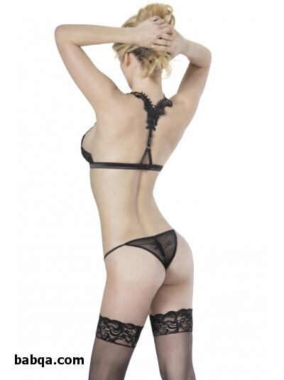 victoria secret thigh high and erotic lingerie sets