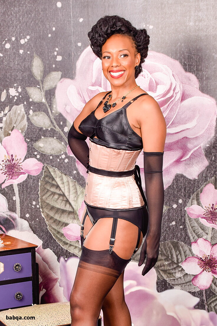 erotic lingerie shops and black stay up stockings