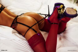 stockings milf movies and dominatrix halloween costume