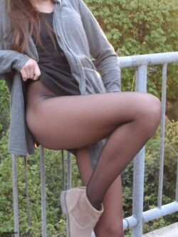 silk romper lingerie and mature women in sexy stockings