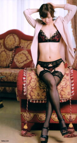 white wedding lingerie and classy women in stockings