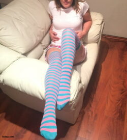amateur photos and cool tights and socks