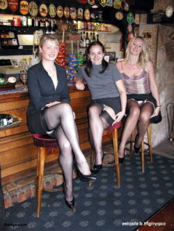 tights knee and white stocking gallery