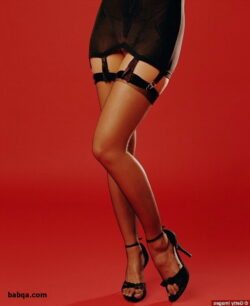 thigh high compression stockings open toe and high gloss nylons
