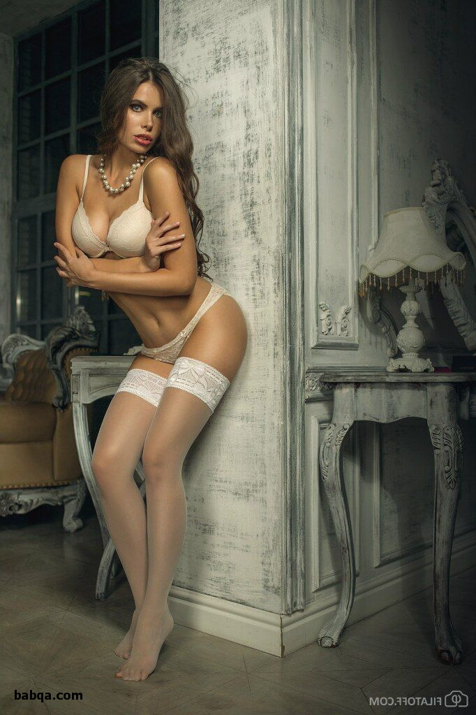 young milf lingerie and a pair of silk stockings analysis essay