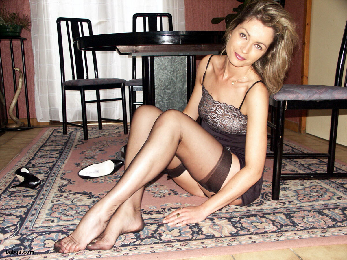 mature stockings public and sext lingeray