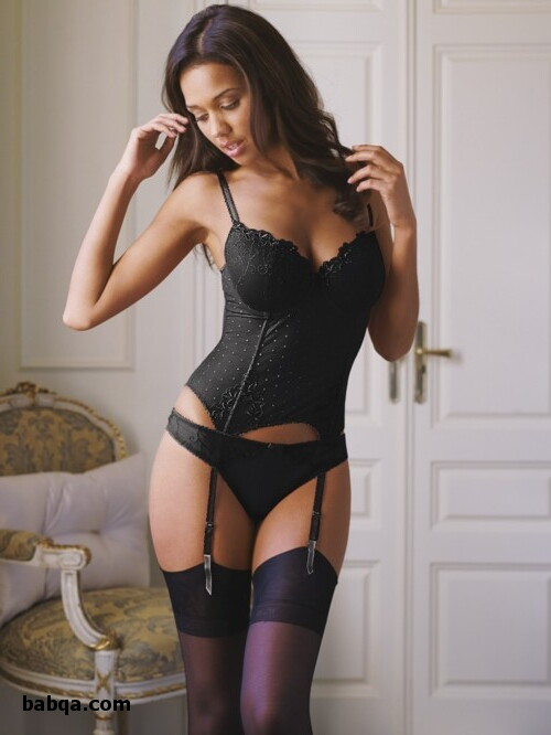 sexy moms in stockings and beautiful lingerie ladies