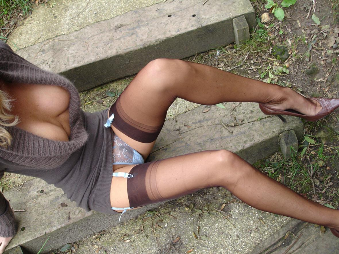 milfs in stockings tube and ebony lingerie photos