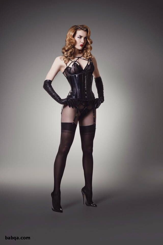 white thigh high tights and erotic stocking