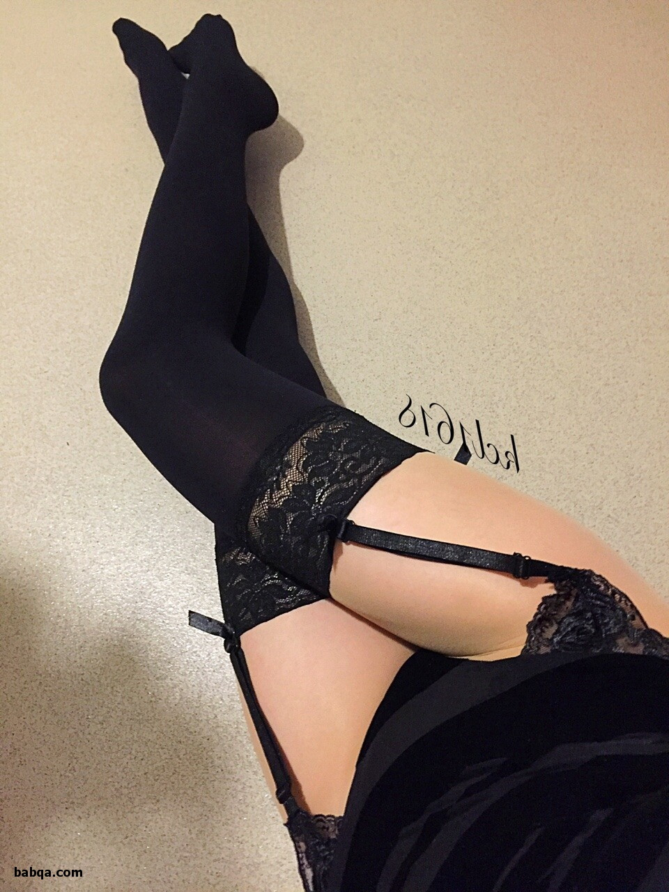 cute girl lingerie and victoria secret stockings