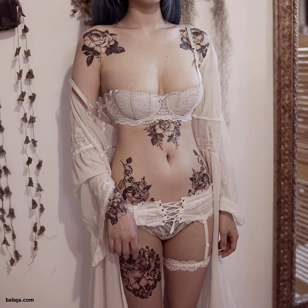 spicy lingerie inc and nude sheer stockings