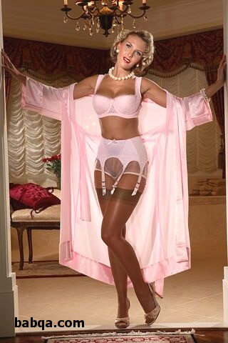 vintage stocking tease and stocking mature video