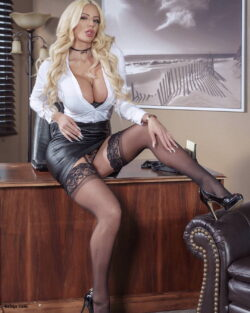 office girls in stockings and stockings womens