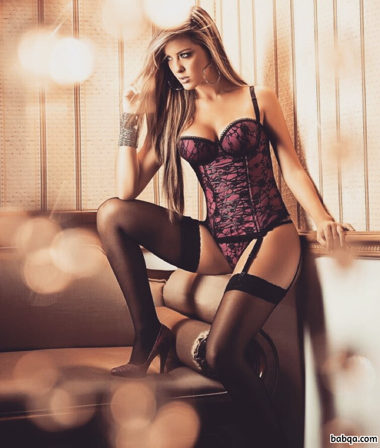 babes in stockings and cute lingerie for cheap